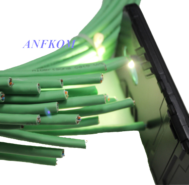 Anfkom Developed New Traceable Serial Products--Traceable LAN cable\Traceable Keystone Jack\Traceable Copper Patch Cord